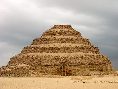Step Pyramid, Egypt
