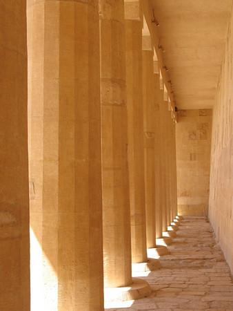 Temple of Hatshepsut - Luxor, Egypt