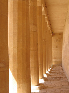 Temple of Hatshepsut - Luxor, Egypt