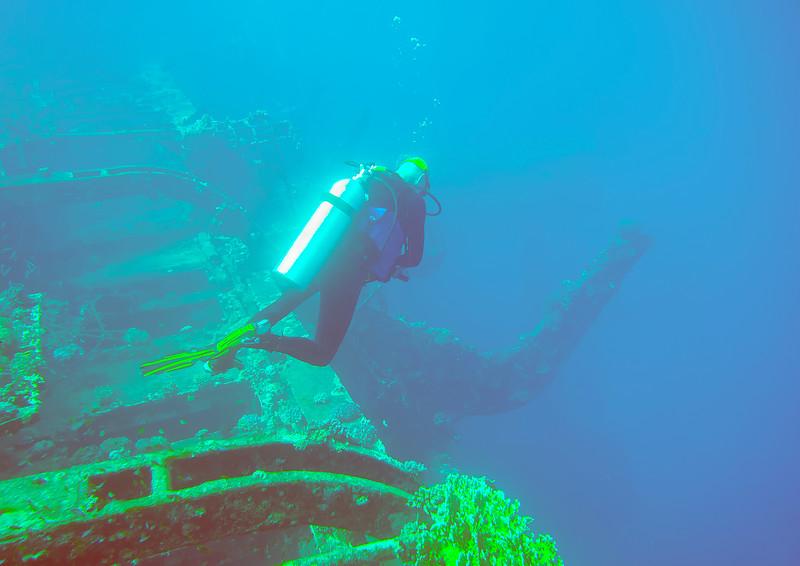Salem Express wreck