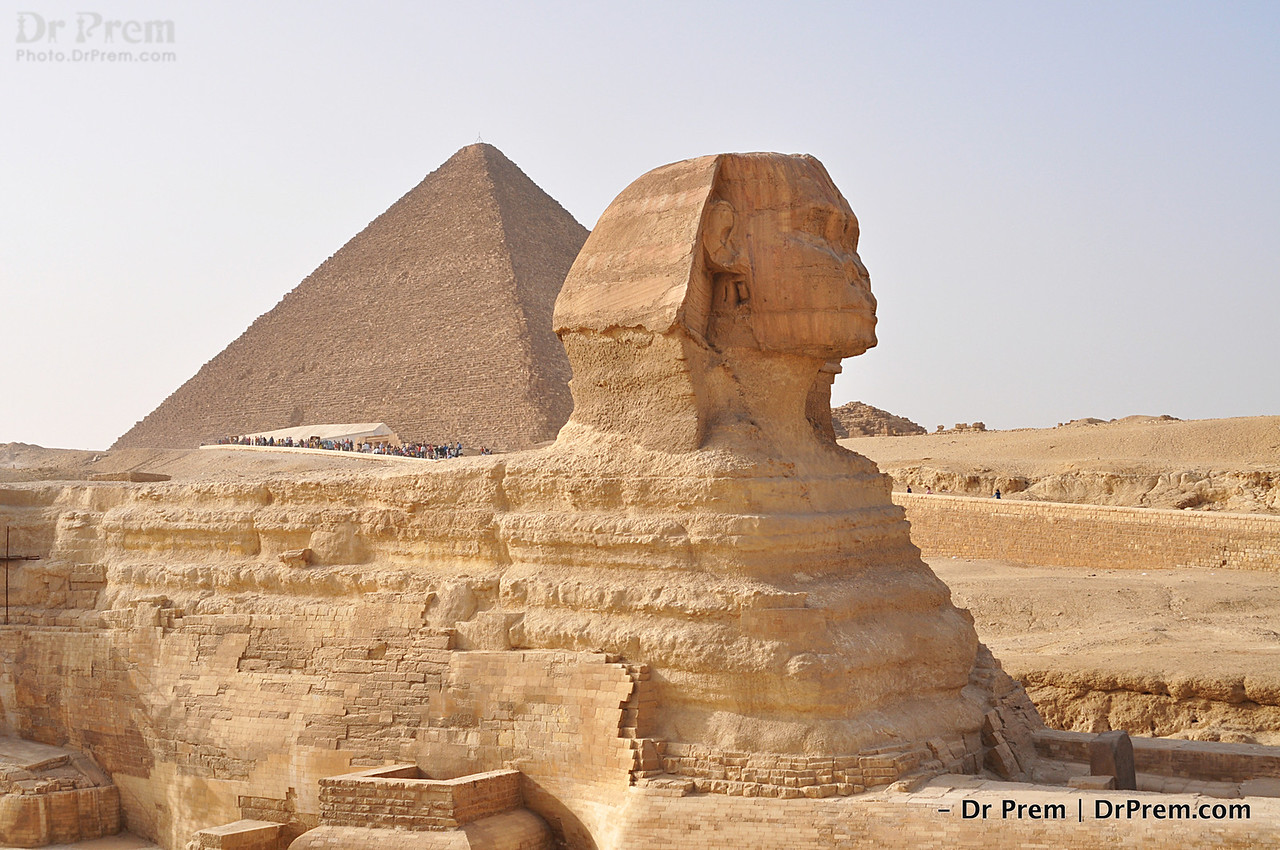 Egypt Enthralls With Its Relics From Its History
