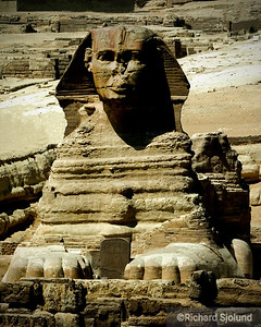 The Sphinx Cairo Egypt