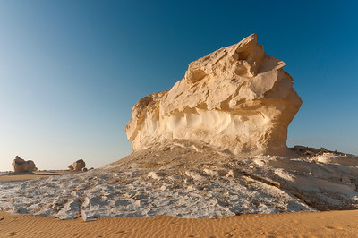 Rock Formations, White Desert