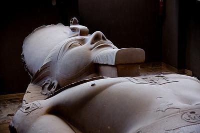 Statue of Ramses II, Memphis, Egypt