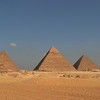 The Pyramid complex at Giza