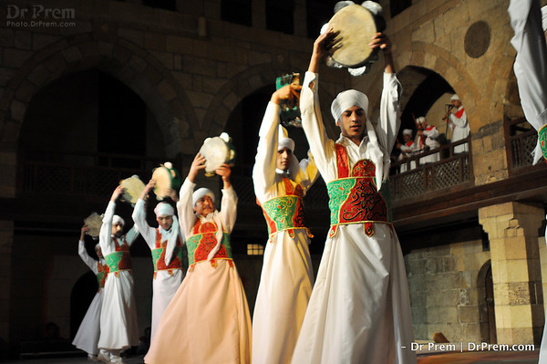 The Vibrancy Of Sufi Folk Dance