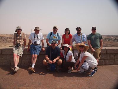 "The ""Blue Team"" Aswan Dam"