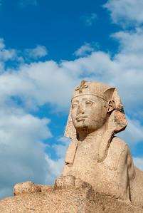 Sphinx, Alexandria
