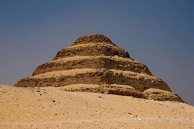 Sakkara's Pyramid, Egypt