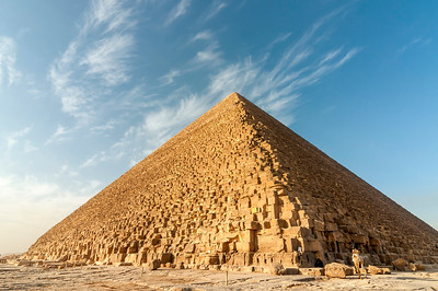 Pyramid of Khufu (Cheops), Giza
