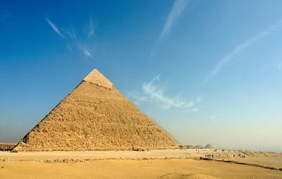 Pyramid of Khafre (Chephren), Giza