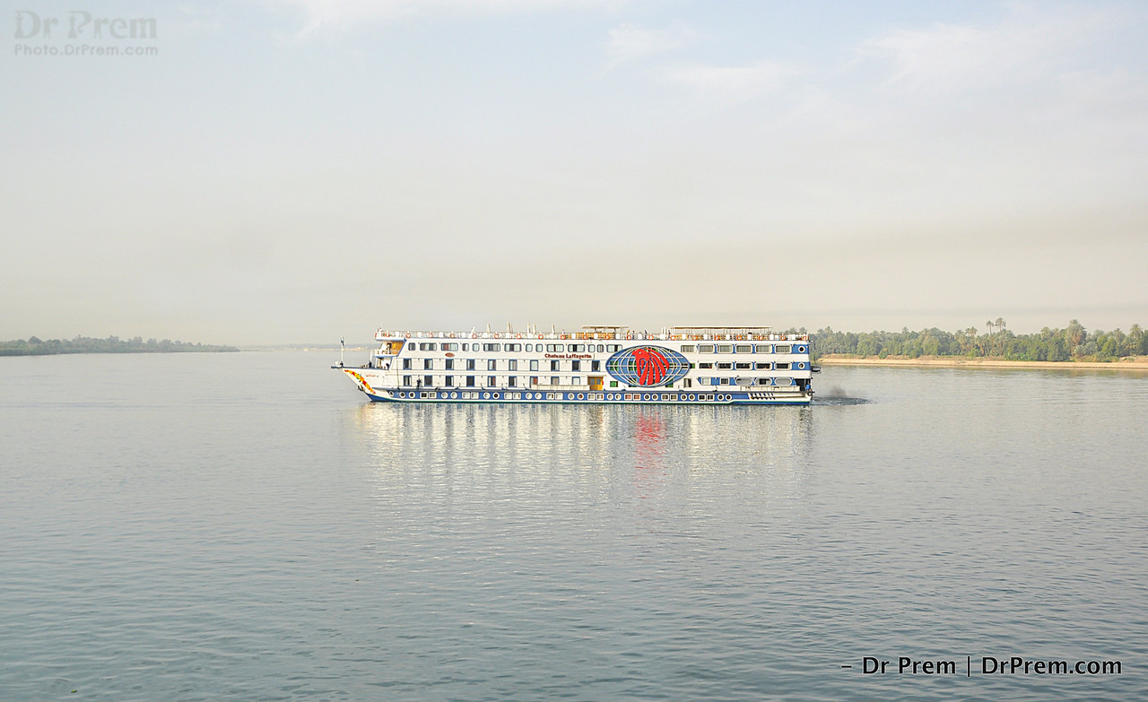 Cruising Along Egypt To Feel Its Warmth