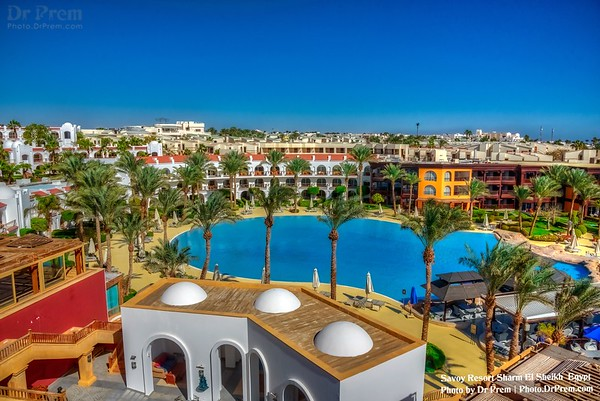 Savoy Resort Sharm El Sheikh Photo by Dr Prem