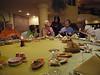 Welcome dinner at Steigenberger Hotel in Luxor.