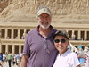 At Hatshepsut's Temple, West Bank, Luxor