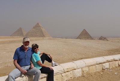Fellow Travelers in Cairo