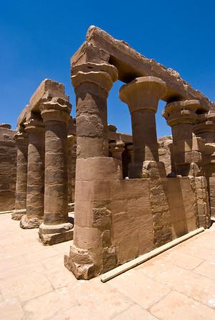Lake Nasser Temple