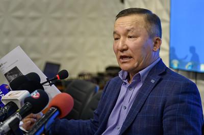 2019 оны дөрөвдүгээр сарын 24.  Удирдахуйн ухааны магистр К.Хана Монгол Улсын Ерөнхийлөгч асан Ц.Элбэгдорж үндэсний цөөнхийг гадуурхсан гэх асуудлаар мэдээлэл хийлээ.  ГЭРЭЛ ЗУРГИЙГ Б.БЯМБА-ОЧИР/MPA
