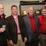 Jim Rutledge, Michael McClure, Bob Glass and Al Young.