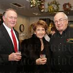 Bob Sullivan, Julie Howard and Ramsey Kraft.