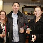 Jessica and Scott Erfurth with Margot McGowan.