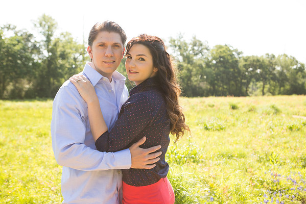 Eileen and Jake's Engagements