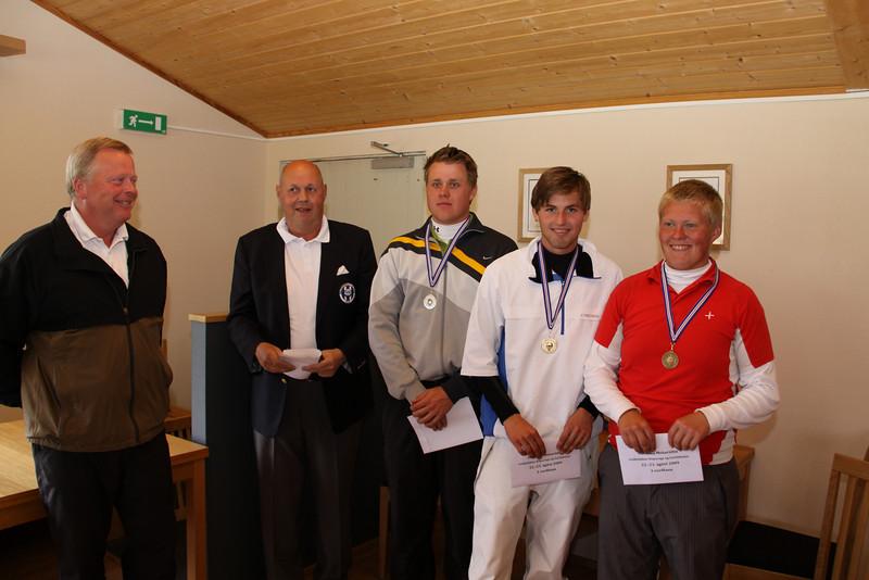 Alfreð Brynjar Kristinsson, Andri Þór Björnsson, Arnar Snær Hákonarson, Jón Ásgeir Eyjólfsson,
