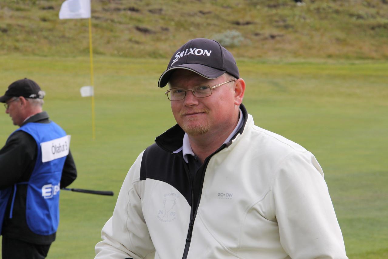Örn Ævar Hjartarson
