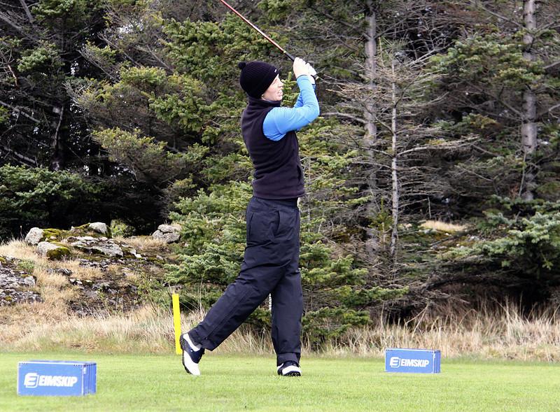 Tinna Jóhannsdóttir úr Golfklúbbnum Keili