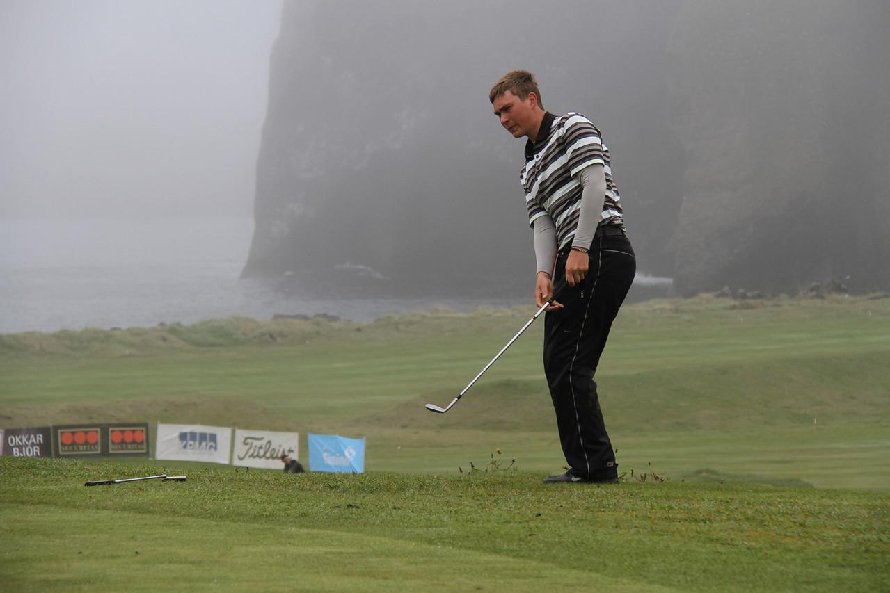 Stefán Þór Bogason
