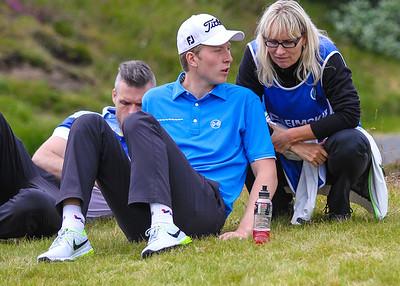 Kristján Benedikt Sveinsson, GA. Mynd/seth@golf.is