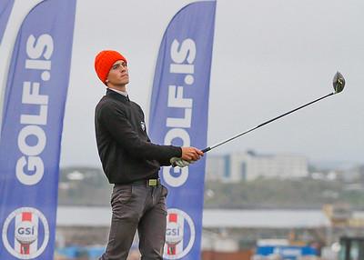 Egill Ragnar Gunnarsson, GKG. Mynd/seth@golf.is