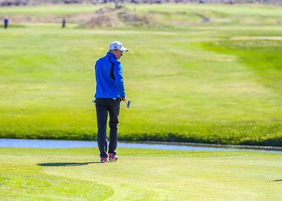 Arnór Snær Guðmundsson. seth@golf.is