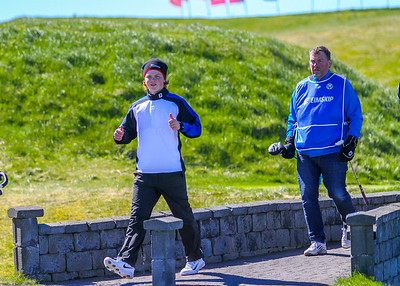 Kristófer Karl Karlsson, Karl Emilsson. seth@golf.is