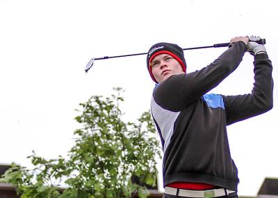 Hákon Örn Magnússon, GR. Símamótið, Hamarsvöllur.  Mynd/seth@golf.is