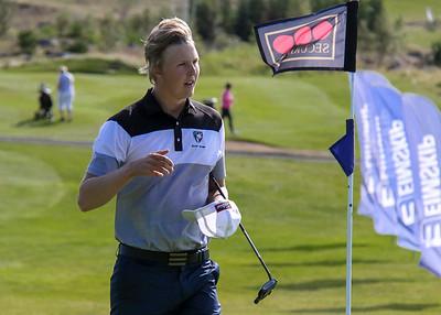 Aron Snær Júlíusson, GKG