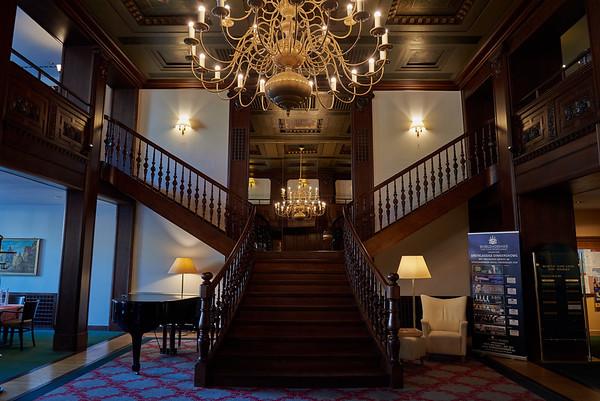 Foyer, Steigenberger Hotel, Eisenach