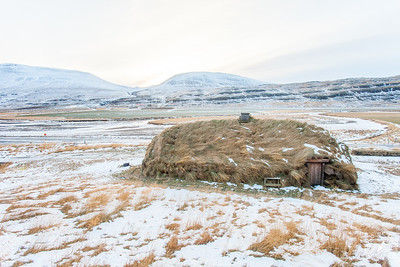 Eiríksstaðir, Viking Longhouse and homestead of Erik the Red