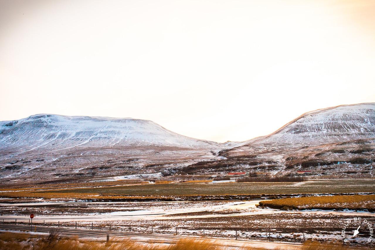 Winter at Eiríksstaðir