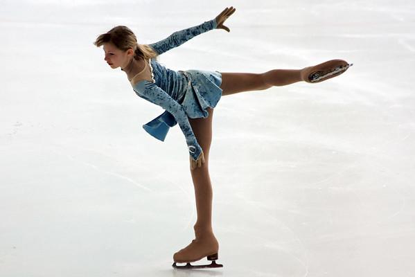 Sport Eiskunstlauf Baslermeisterschaft  Saison 2009