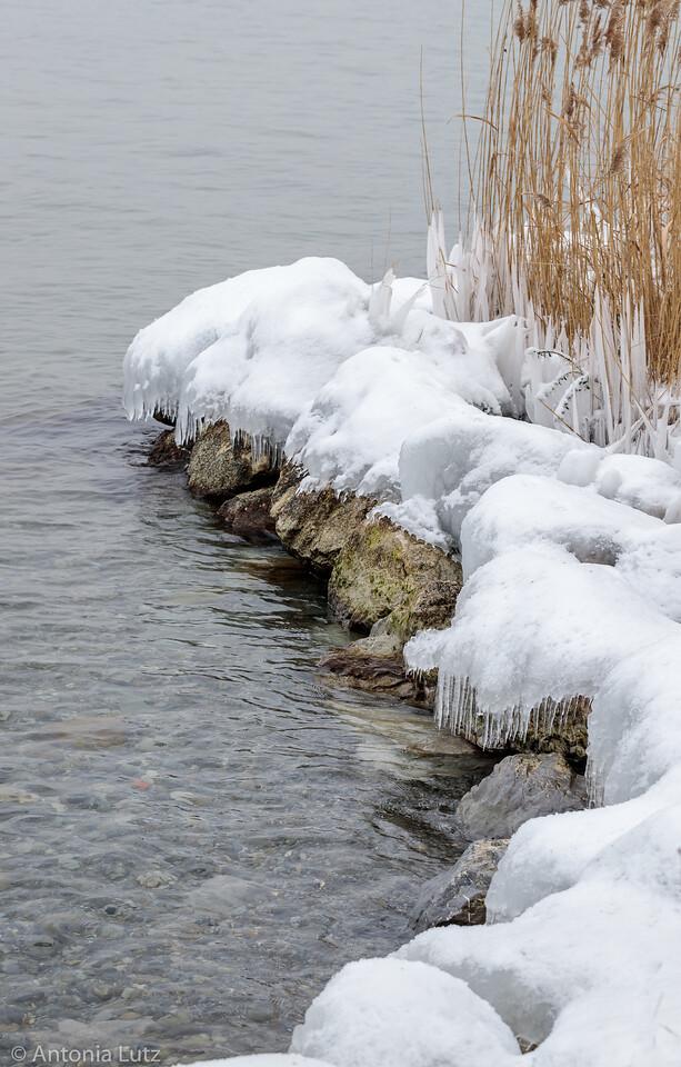 Eislandschaft