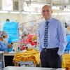 EP_18_03_2015_Juan Alfredo González,  gerente de Textiles AcrilanLtda