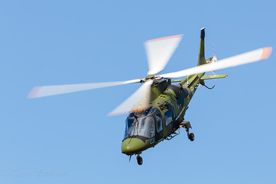 HKP 15A / AW109 LUHS