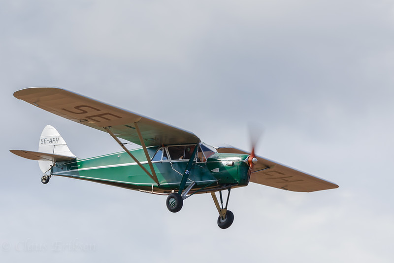 SE-AFH flyby