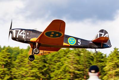 SE-BPU takeoff