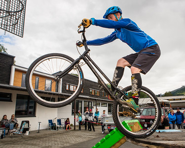 Trial Jam Qualifications and Finals