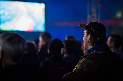 Captivating videos at the Opening Show