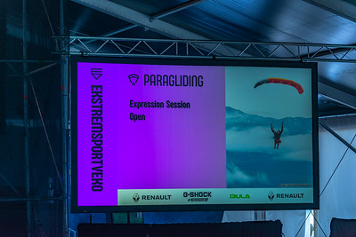 Paragliding - Expression Session Open