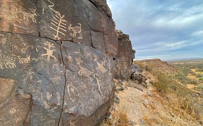 Sears Point petroglyphs