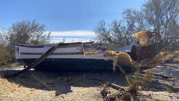 Bradshaw Trail Desert Boats
